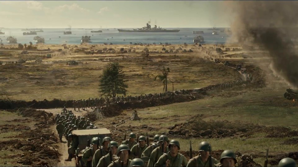 Hacksaw Ridge Screenshot 1