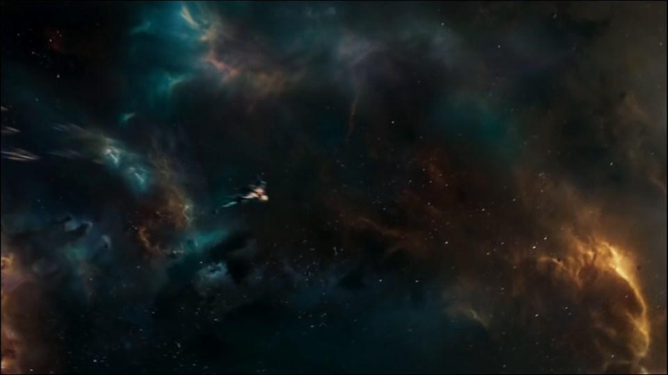 Guardians of the Galaxy: Vol. 2 Screenshot 1