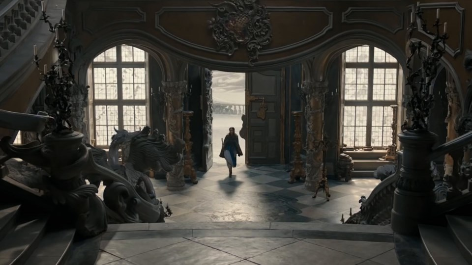 Beauty and the Beast Screenshot 1