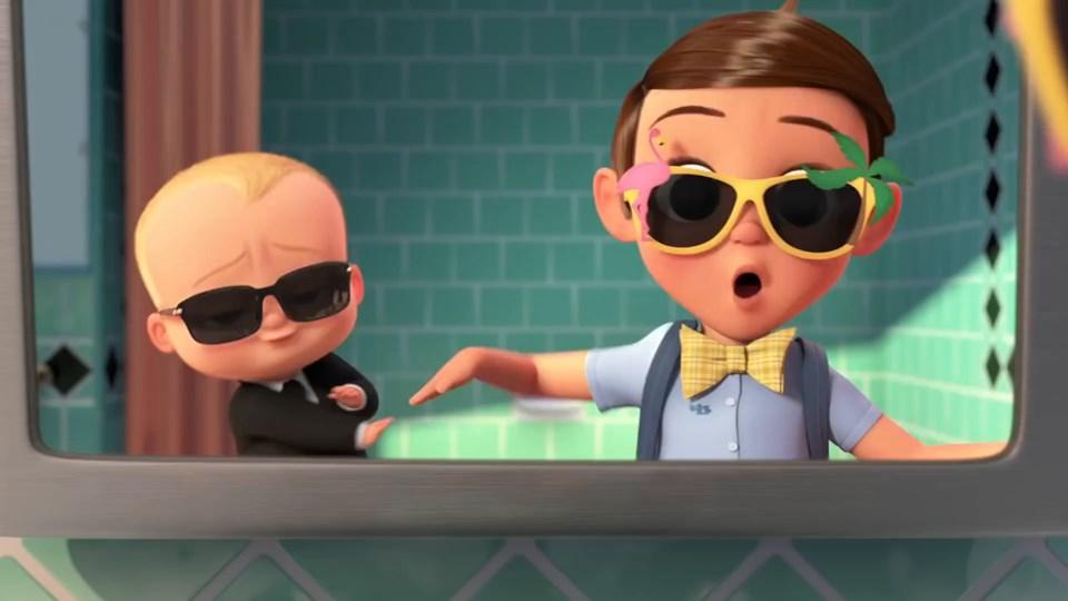 The Boss Baby Screenshot 1