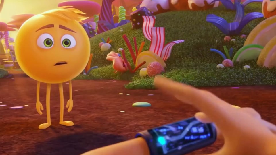 The Emoji Movie Screenshot 1