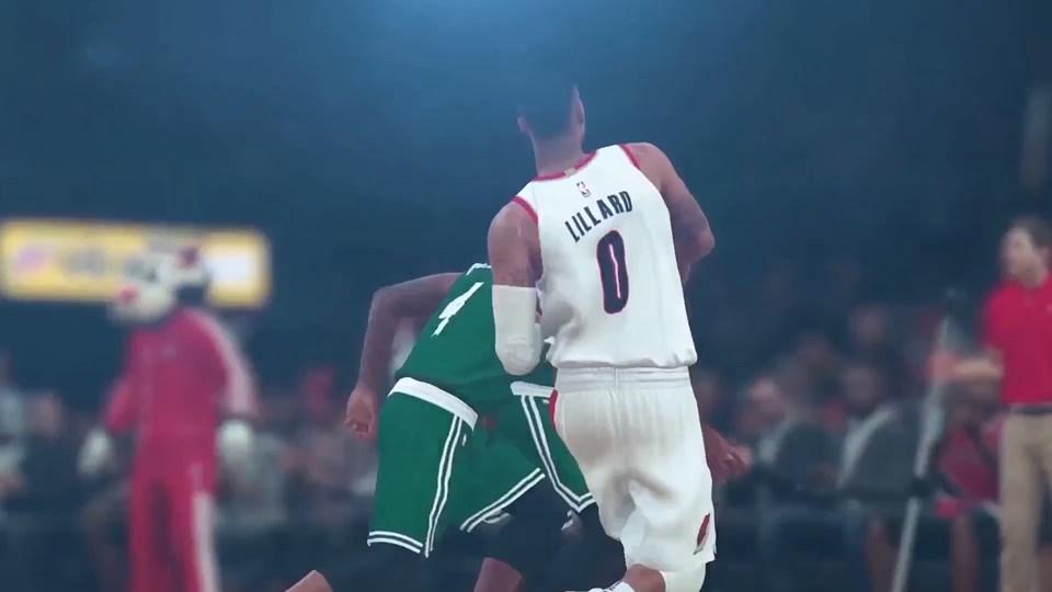 NBA 2K18 Screenshot 1